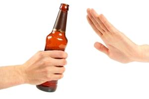 Kein Alkohol für Kinder