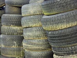 Das Bußgeld zur fehlerhaften Technik bezieht sich häufig auf nicht ordnungsgemäße Reifen.