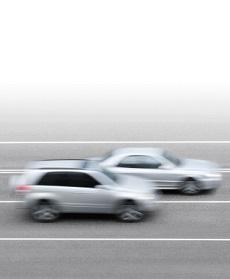 Geblitzt auf der Autobahn? Eine Geschwindigkeitsüberschreitung kann teuer werden.