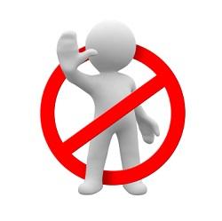 Parken verboten: Im Halteverbot darf das Auto nicht abgestellt werden.