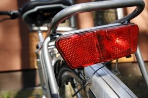 Bußgeld für die Technik des Fahrrad