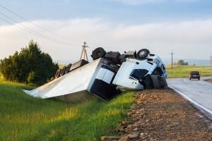 LKW-Unfälle haben meist weitreichende Folgen