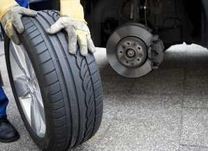Reifen: Die maximale Geschwindigkeit, die zulässig ist, wird mit Geschwindigkeitsindex beschrieben.