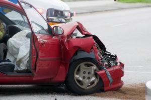 Mit dem Auto kann ein Auffahrunfall auch vermieden werden.