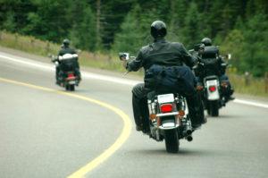 Ein Verkehrsunfall mit dem Motorrad bleibt selten ohne Folgen.