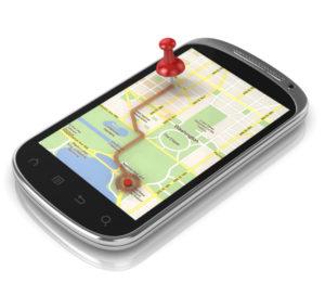 Die Nutzung einer Blitzer-App auf dem Smartphone ist verboten.