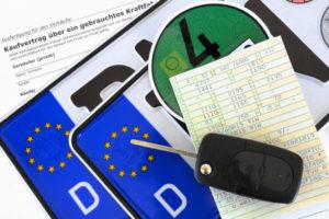 Kfz-Kennzeichen müssen den Richtlinien entsprechen. Sonderkennzeichen sind davon ausgenommen.