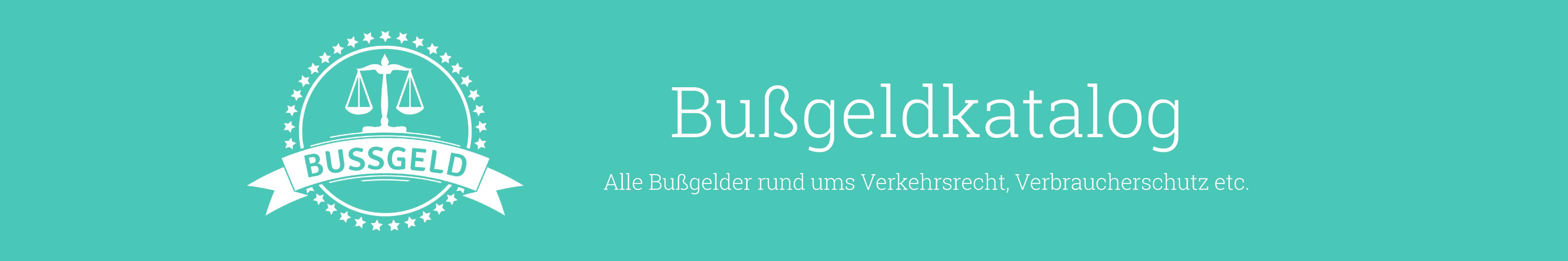Logo Bussgeld.org